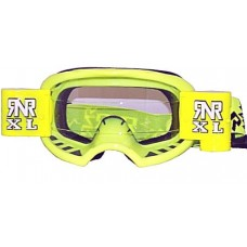 Colossus MX XL Yellow Goggles