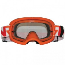 Colossus Tear Off MX Orange Goggles