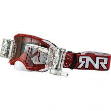 Platinum MX Wide Vision System Red Goggle