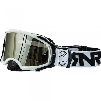 Platinum MX Mirror White Goggle