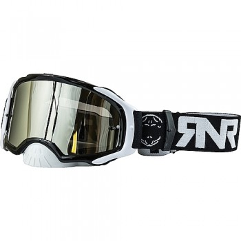 Platinum MX Mirror Black Goggle