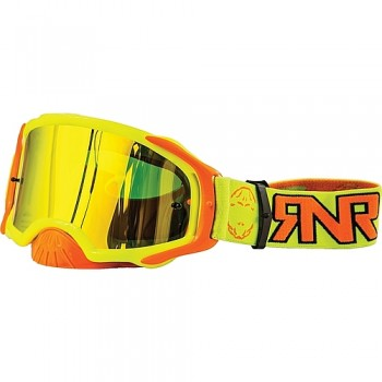 Platinum MX Mirror Yellow Goggle