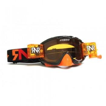 Hybrid MX FL 31mm RO Ltd Black Orange