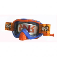 Hybrid MX FL 31mm RO Ltd Blue Orange