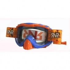 Hybrid MX FL 31mm RO Ltd Blue Orange