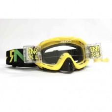 Hybrid MX XL Yellow