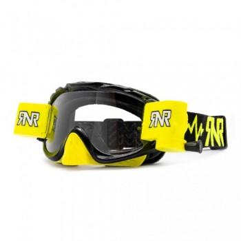 Hybrid MX FL 31mm RO Black Neon Yellow