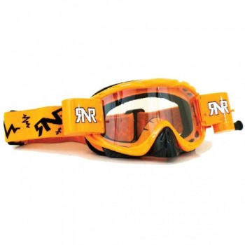 Hybrid MX FL 31mm RO Neon Orange