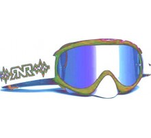 Iridium Goggle Lenses
