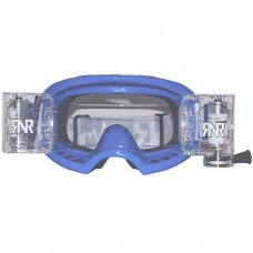 Colossus MX WVS Blue Goggles