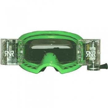 Colossus MX WVS Green Goggles