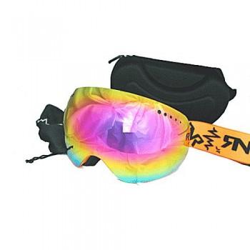 IC1 Snow Goggle - Neon Orange