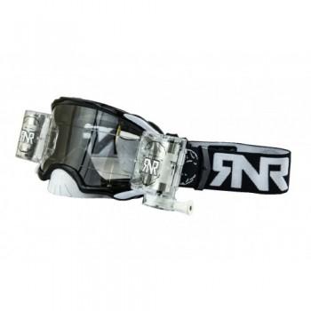 Platinum MX Wide Vision System Black Goggle