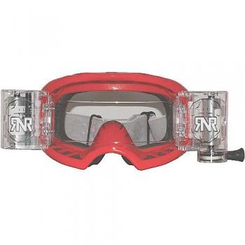 Colossus MX WVS Red Goggles