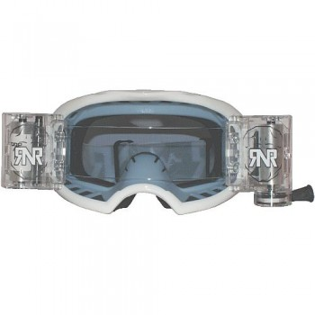 Colossus MX WVS White Goggles