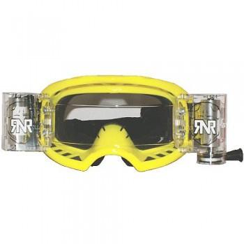 Colossus MX WVS Yellow Goggles